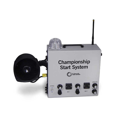 Colorado Championship Start System