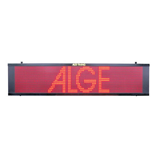 Alge D-RTNM Matrix Display