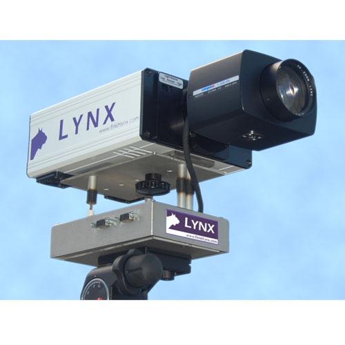 Etherlynx Vision Photo-finish Camera in use