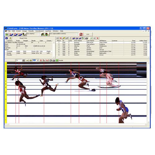 Lynx System Developers - Finishlynx Photofinish Software - Athletics