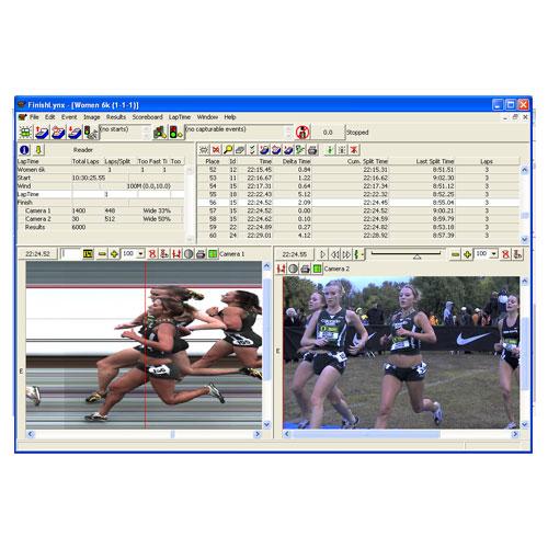 Lynx System Developers - Finishlynx Photofinish Software - Cross Contry