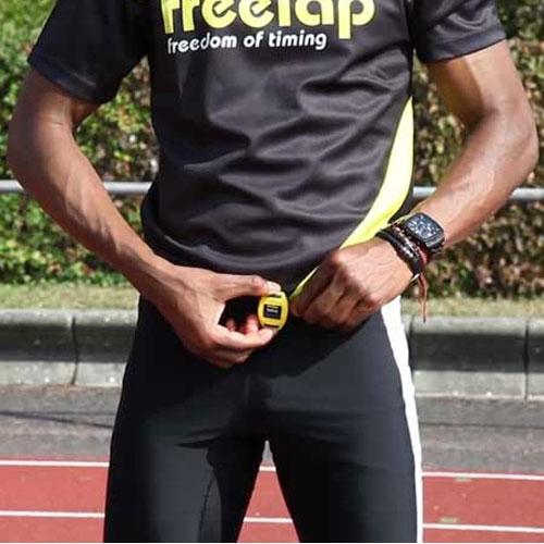 Freelap - FXChip - Athletics - Attachment