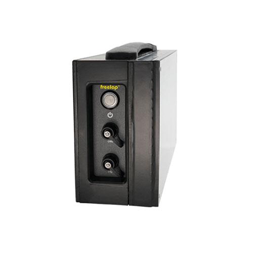 Freelap LED Display - Side View