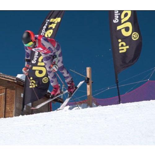 Freelap TX Gate - Skiing - Starting