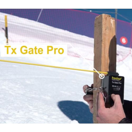 Freelap TX Gate - Skiing - Installation