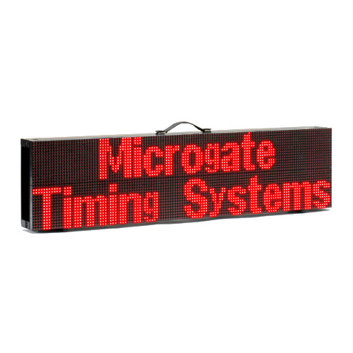 MicroGraph LED Display Front