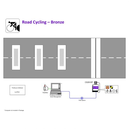 Bronze Road Cycling Photo-finish Timing System