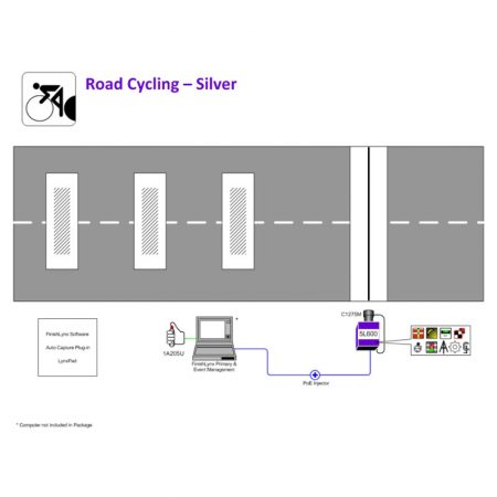 Silver Road Cycling Photo-finish Timing System