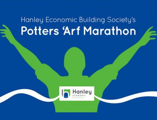 Potters Arf Marathon